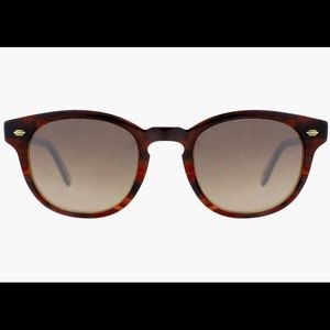 GARRETT LEIGHT SUNGLASSES WARREN TORTOISE UNISEX